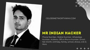 Mr Indian Hacker Phone Number, WhatsApp Number, Contact Number, Office Phone Number