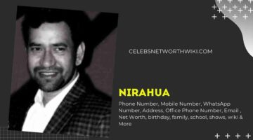 Nirahua Phone Number, WhatsApp Number, Contact Number, Office Phone Number