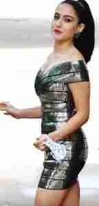Sara Ali Khan Phone Number