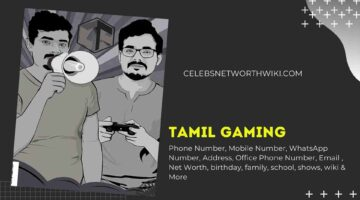 Tamil Gaming Phone Number, WhatsApp Number, Contact Number, Office Phone Number