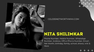 Nita Shilimkar Phone Number, WhatsApp Number, Contact Number, Office Phone Number