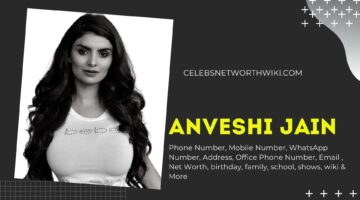 Anveshi Jain Phone Number, WhatsApp Number, Contact Number, Office Phone Number