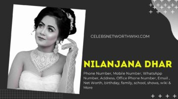 Nilanjana Dhar Phone Number, WhatsApp Number, Contact Number, Office Phone Number