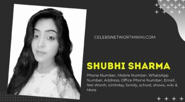 Shubhi Sharma Phone Number, WhatsApp Number, Contact Number, Office Phone Number