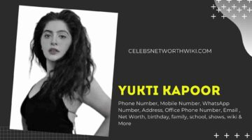 Yukti Kapoor Phone Number, WhatsApp Number, Contact Number, Office Phone Number