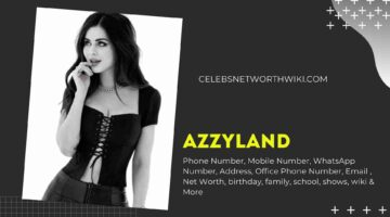 AzzyLand Phone Number, Texting Number, Contact Number, Office Phone Number