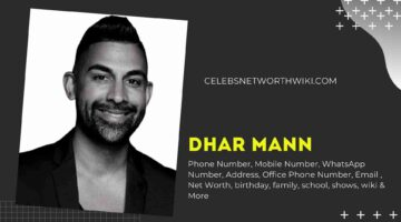 Dhar Mann Phone Number, WhatsApp Number, Contact Number, Office Phone Number