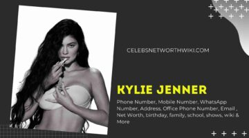 Kylie Jenner Phone Number, WhatsApp Number, Contact Number, Office Phone Number