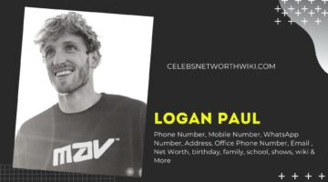 Logan Paul Phone Number, Texting Number, Contact Number, Office Phone Number