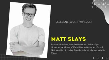 Matt Slays Phone Number, Texting Number, Contact Number, Office Phone Number