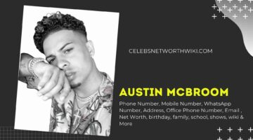 Austin McBroom Phone Number, Texting Number, Contact Number, Office Phone Number