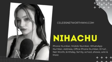 Nihachu Phone Number, WhatsApp Number, Contact Number, Office Phone Number