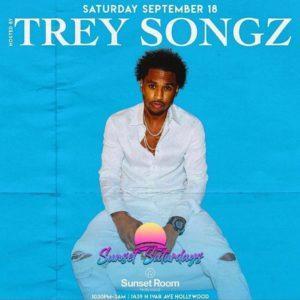 Trey Songz Phone Number